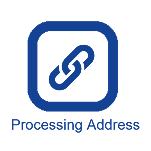 Processing Address